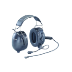 3M PELTOR Hearing-Protection-Headset Ericsson/Nokia 2,5mm