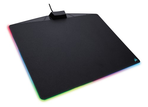 Corsair MM800 RGB POLARIS Gaming mouse pad Black