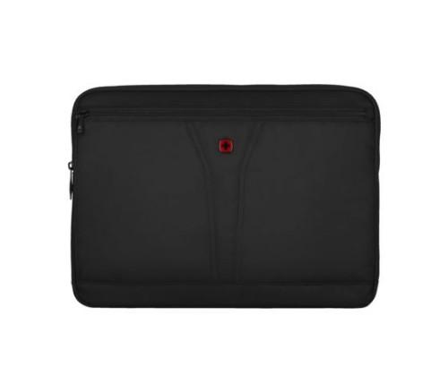 "Wenger/SwissGear BC Top notebook case 39.6 cm (15.6"") Sleeve case Black"