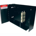 C2G Q-Series 2-Panel Wallmount Box Wall mounted rack Black