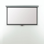 Metroplan Eyeline Electric Wall Screen projection screen 16:9