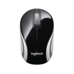 LOGITECH Wireless Mini Mouse M187 - Black