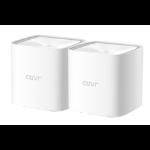D-Link COVR-1102 ampliador de red Transmisor de red Blanco 10, 100, 1000 Mbit/s
