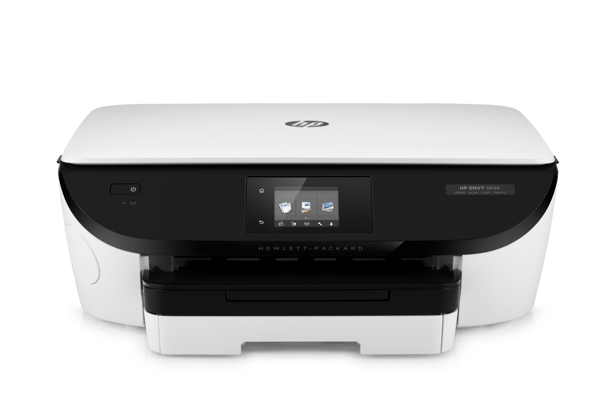 HP ENVY 5646 e-All-in-One 4800 x 1200DPI Inkjet A4 12ppm Wi-Fi
