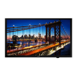 "Samsung HG40NF693GF 40"" Full HD Smart TV Black 10W"