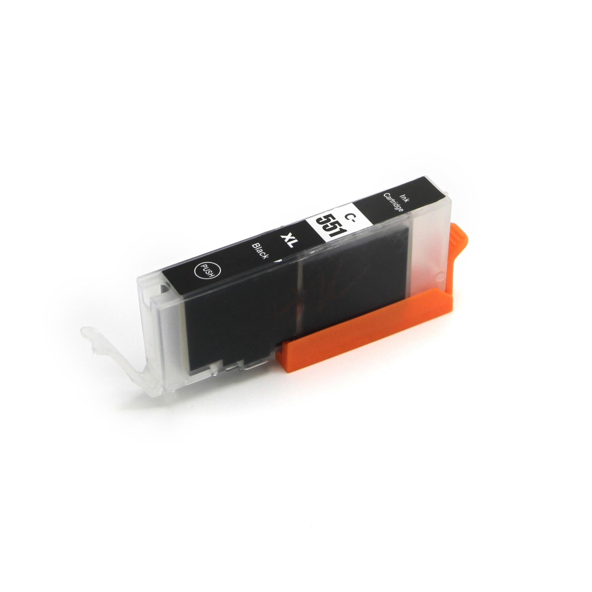Compatible Canon CLI-551XL Black Ink Cartridge