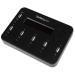 StarTech.com Clonador y Borrador Autónomo de Unidades de Memoria Flash USB 1:5 - Copiador de Memorias USB