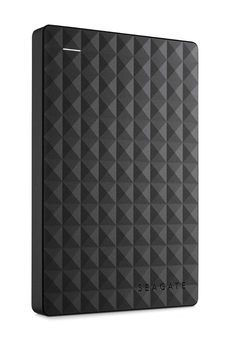 Seagate Expansion Portable 2TB external hard drive 2000 GB Black