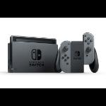 "Nintendo Switch portable game console Grey 15.8 cm (6.2"") Touchscreen 32 GB Wi-Fi"