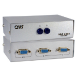 QVS CA298-2P video switch VGA