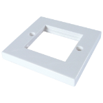 CONNEkT Gear 20-0000 wall plate/switch cover White