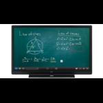 "Sharp PN-C605B 60"" 1920 x 1080pixels Touchscreen USB Black interactive whiteboard"