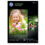 HP Everyday Glossy -100 sht/A4/210 x 297 mm photo paper