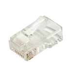 Lindy 62405 wire connector RJ-45 Transparent