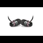 Maroo MA-EP8002 In-ear Binaural Wired Black,Pink mobile headset