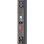APC AP7850B power distribution unit (PDU) 16 AC outlet(s) 0U Black