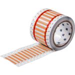 Brady PermaSleeve Heatex Orange Polyolefin 7500 pc(s)