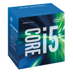 Intel Core i5-6600K 3.5GHz 6MB Smart Cache, L3 Box