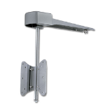 Lindy 40713 Grey flat panel ceiling mount