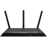 Netgear XR300 Nighthawk Pro Gaming router inalámbrico Doble banda (2,4 GHz / 5 GHz) Gigabit Ethernet Negro