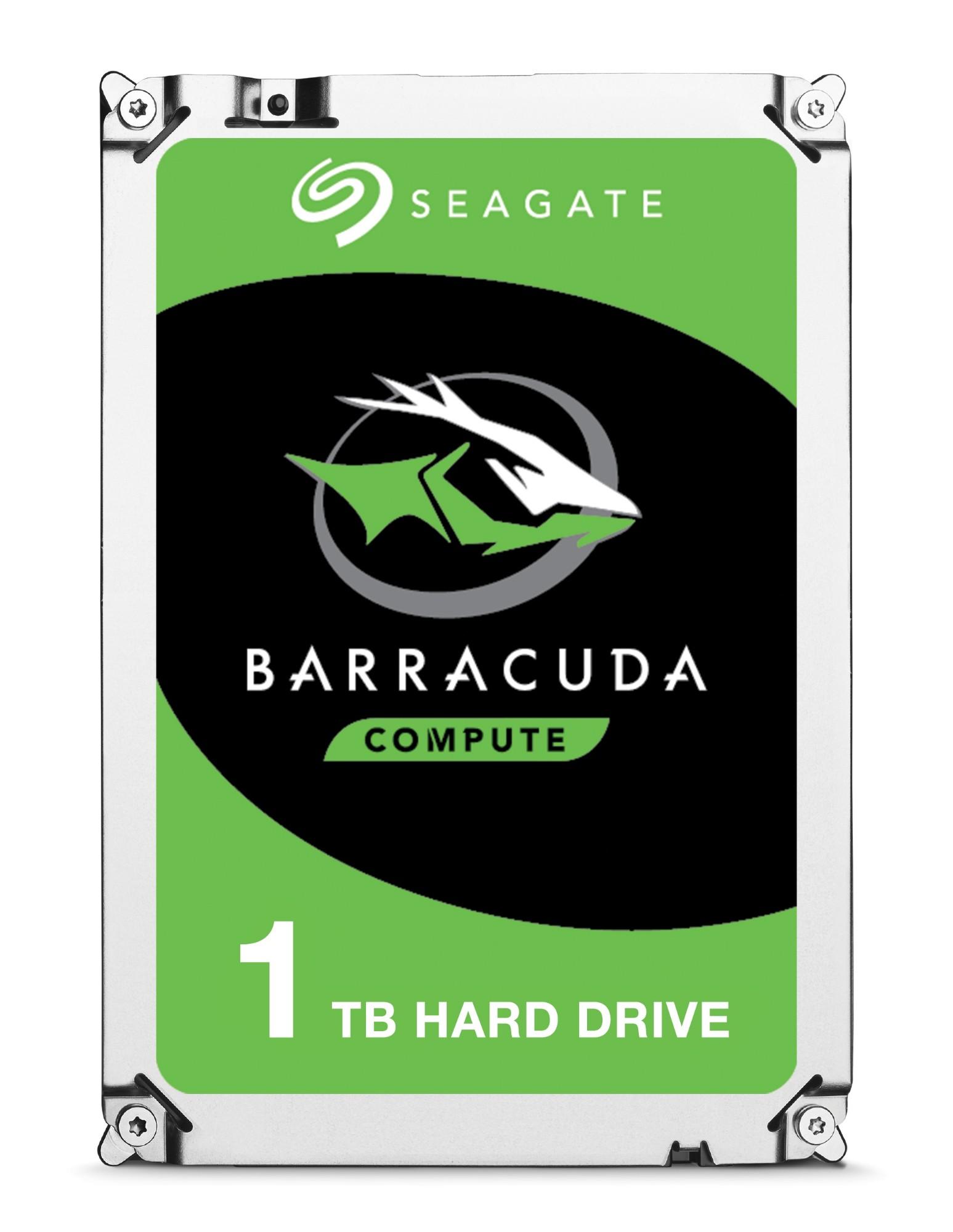 "Seagate Barracuda ST1000DM010 interne harde schijf 3.5"" 1000 GB SATA III"