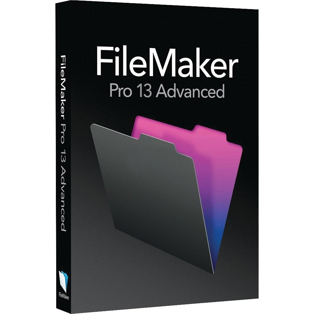 Filemaker Pro 13 Advanced