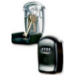 Phoenix KS0001C key cabinet/organizer Black
