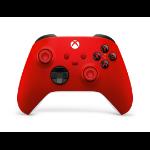 Microsoft Pulse Red Bluetooth/USB Gamepad Analogue / Digital Xbox, Xbox One, Xbox Series S, Xbox Series X
