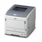 OKI B731dnw A4 Mono Laser Printer, 52ppm Mono, 1200 x 120dpi Print Resolution, 256MB Memory, 3 Year Warranty (upon registration)