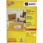Avery L7167-100 White 100pc(s) self-adhesive label