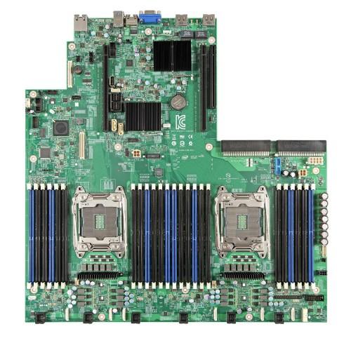 Intel S2600WT2R Intel C612 LGA 2011-v3 server/workstation motherboard