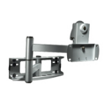Peerless PLA50 Silver flat panel wall mount