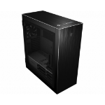 MSI MPG SEKIRA 500P Full Tower Gaming Computer Case 'Black, 4x 120mm PWM Fans, USB Type-C, Tempered Glass Panel, E-ATX, ATX, mATX, mini-ITX'