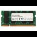 V7 1GB DDR2 PC2-5300 667Mhz SO DIMM Notebook módulo de memoria - V753001GBS