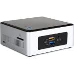 Wortmann AG TERRA PC-MICRO 3000 SILENT GREENLINE 2.16GHz N3050 Black, White Mini PC