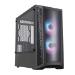 Cooler Master MasterBox MB320L ARGB Mini Tower Black