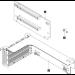 Lenovo ThinkSystem SR550/SR590/SR650 x16/x8 PCIe FH Riser 1 Kit Kit de montaje