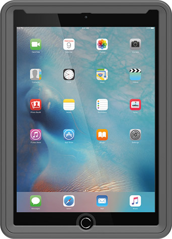 """Otterbox Unlimited 24.6 cm (9.7"""") Cover Grey"""