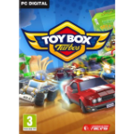 Codemasters Toybox Turbos, PC video game Basic English