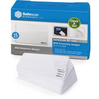 Safescan 125-0325 25pc(s) White RFID tag