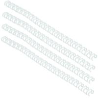 Wire Binding Backs 34-ring 14mm - 100 (rg810970)