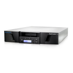 Quantum ER-LF9MZ-YF 2U Black,Silver tape auto loader/library