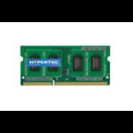 Hypertec A Dell equivalent 8 GB Dual rank ; unbuffered Non-ECC DDR3 SDRAM - SO DIMM 204-pin 1600 MHz ( PC3-12