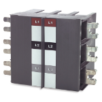 Adaptor for T5 Type Circuit Breaker, 3 Pole