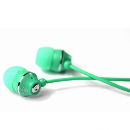Jivo Technology Jellies Turquoise Intraaural In-ear headphone