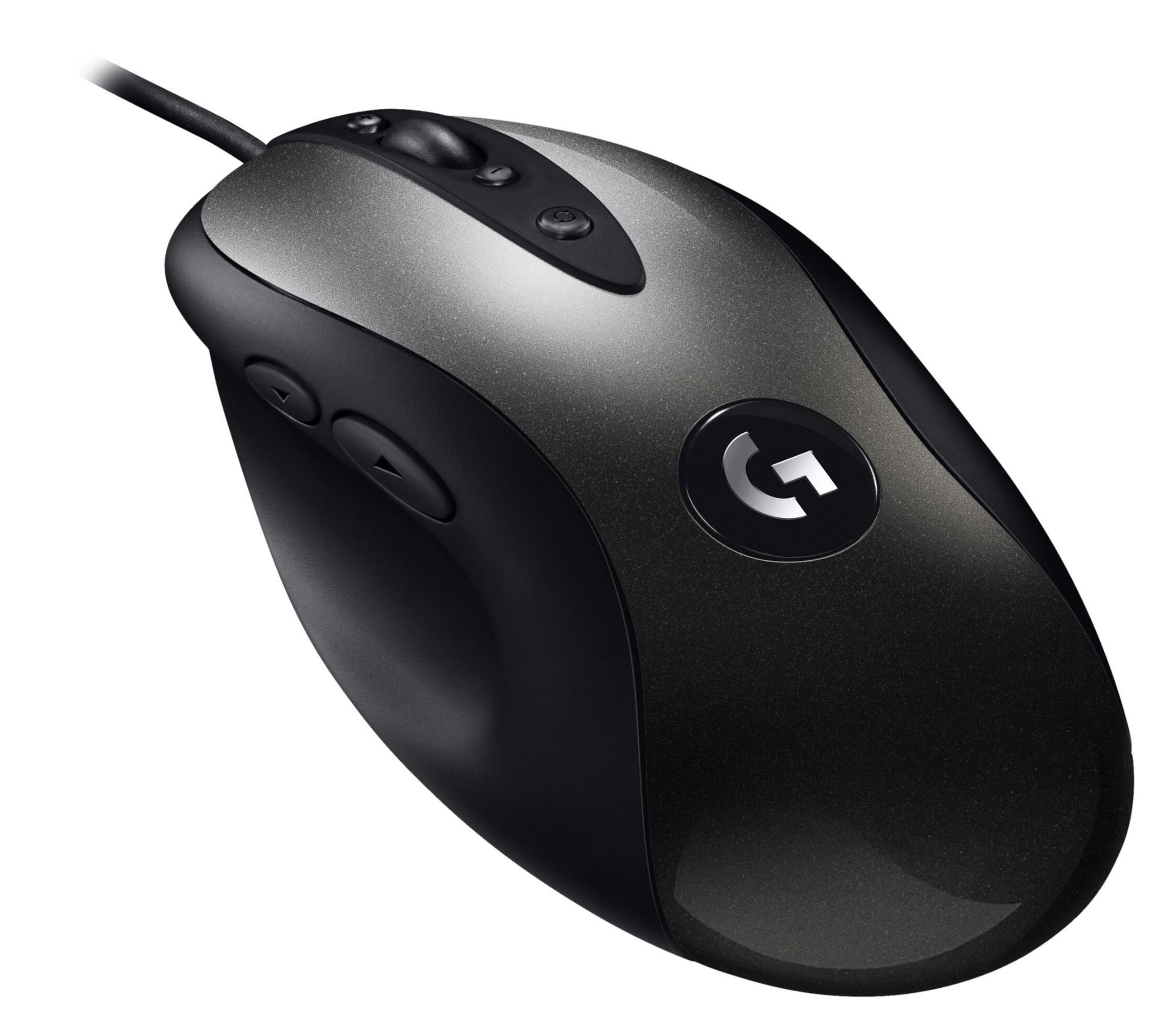 Logitech MX518 ratón USB tipo A 16000 DPI mano derecha