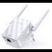TP-LINK (TL-WA855RE) 300Mbps Wall-Plug Wifi Range Extender AP Mode 1 x LAN