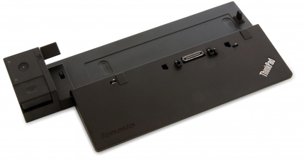Lenovo ThinkPad Ultra Dock, 90W Docking USB 2.0 Black