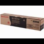 Sharp MX-70GTBA Toner black, 42K pages
