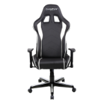 DXRacer Formula Series Gaming Chair - Black/White OH/FL08/NW
